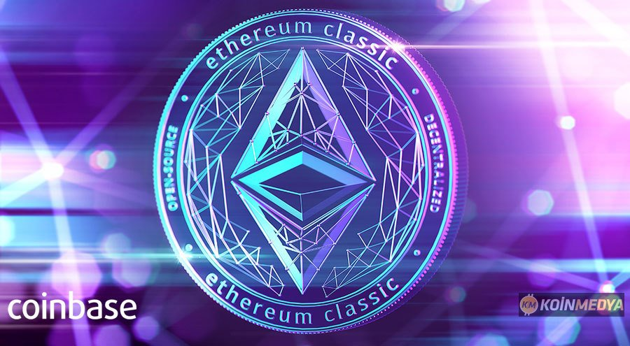 Coinbase'in Ethereum Classic'i