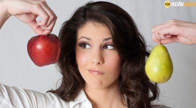 woman-holding-an-apple-and-pear-facebook
